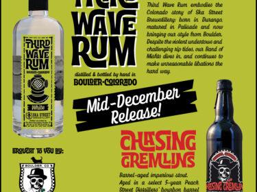 Chasing Gremlins Third Wave Rum